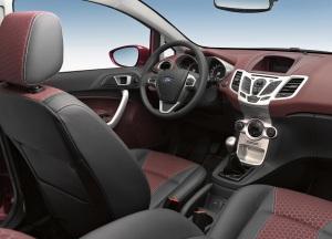 Ford Fiesta İç
