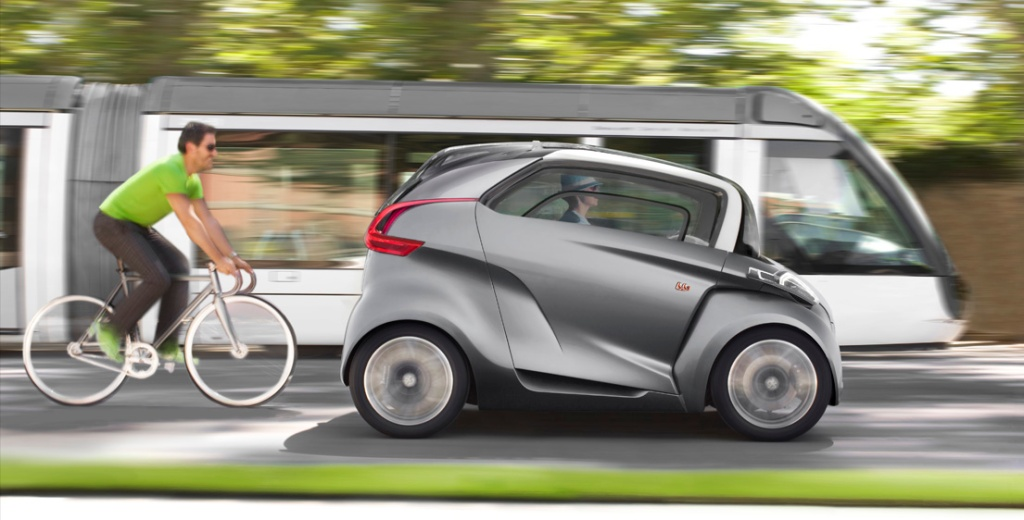 Peugeot bb1 Konsepti.