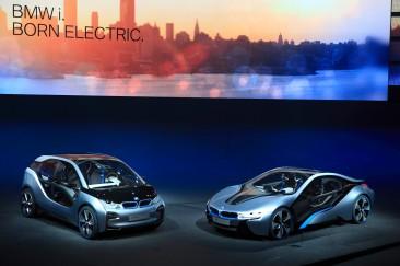 Yıl 2011. BMW i' nin ilk ürünleri.