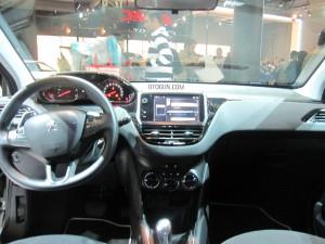 Peugeot 208 İç