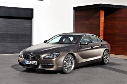 BMW 6 SerisiGranCoupe