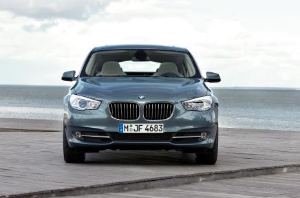 BMW 5 Serisi GranTurismo