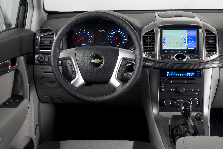 Chevrolet Captiva Otomobil G 252 Nl 252 ğ 252