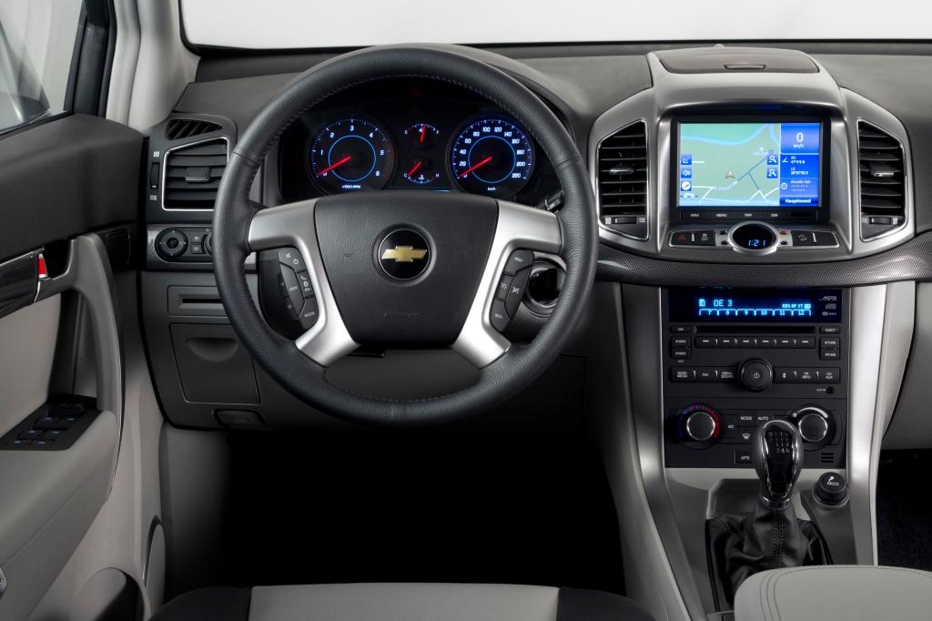 2011 Chevrolet Captiva