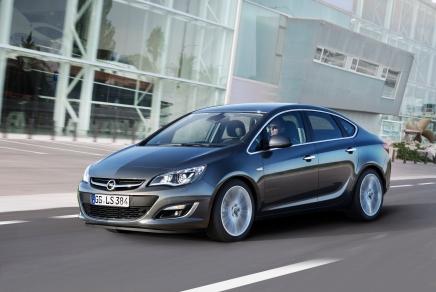 Opel Astra Sedan