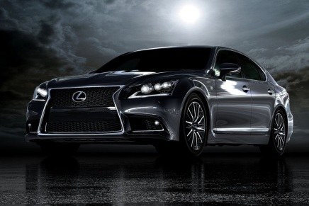 Lexus LS FSPORT