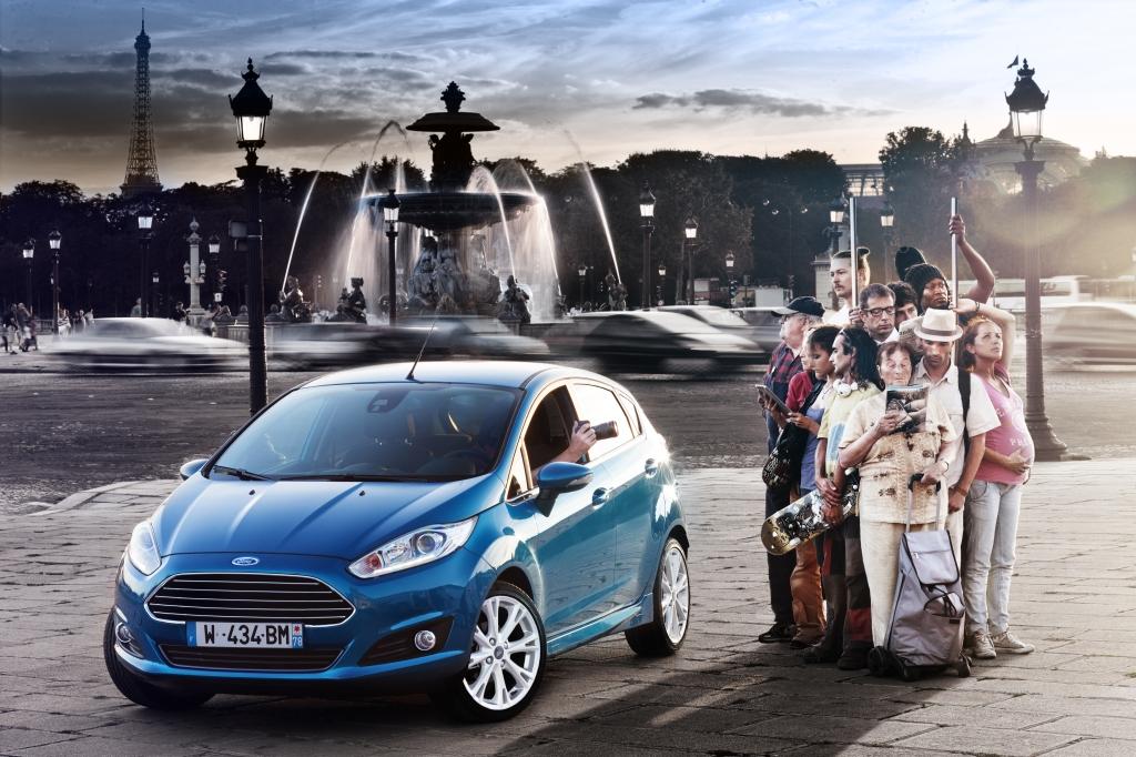 Ford Fiesta Ön