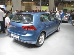 Volkswagen Golf Arka