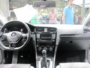 Volkswagen Golf İç