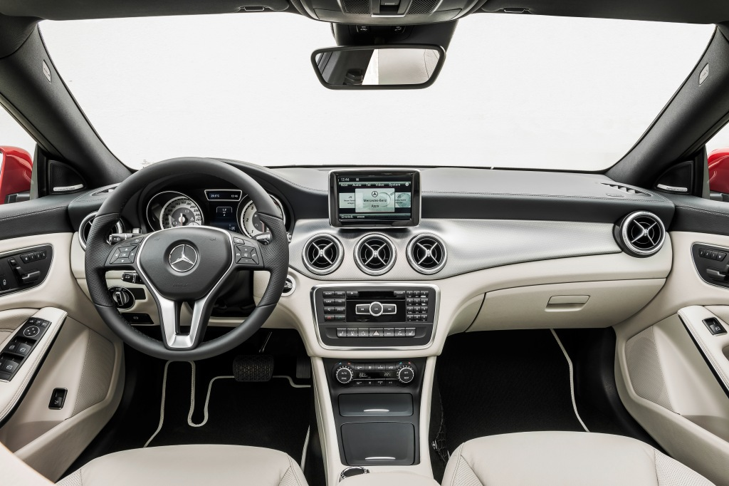 Mercedes-Benz CLA İç