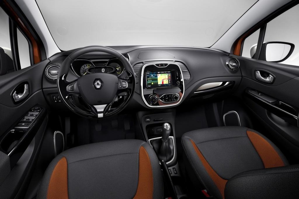 Renault Captur İç