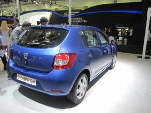 Dacia Sandero Arka