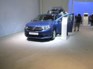 Dacia Sandero Ön
