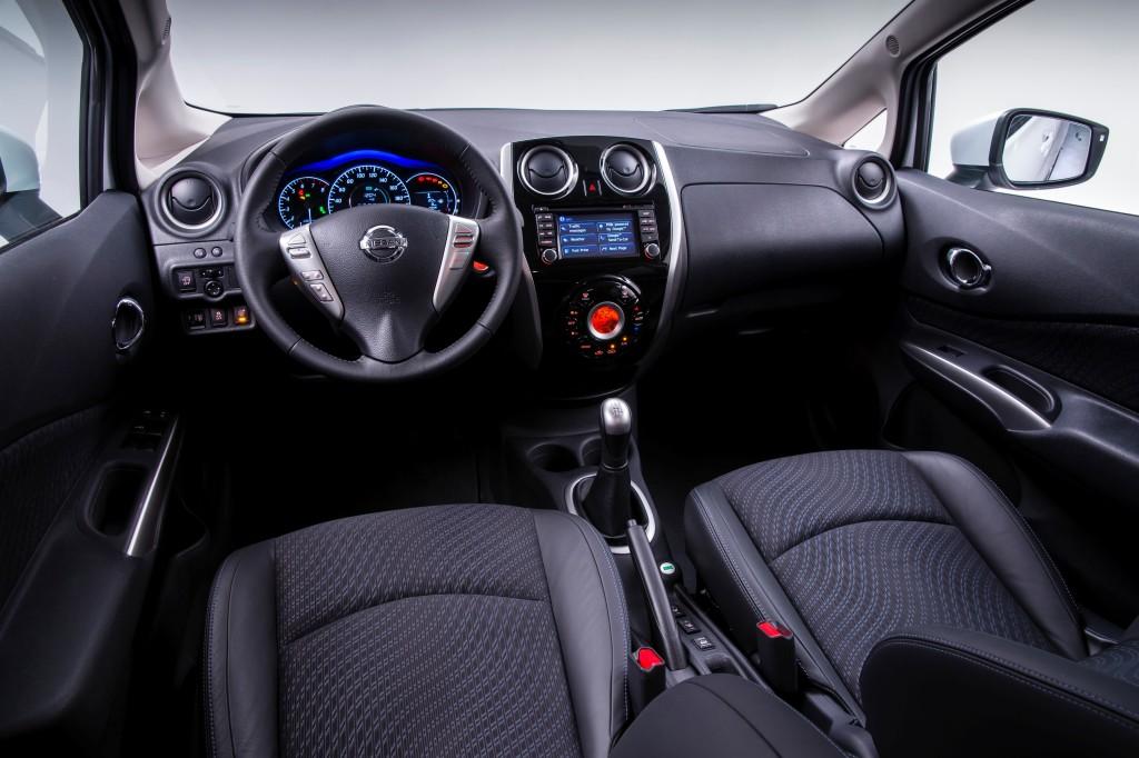Nissan Note İç