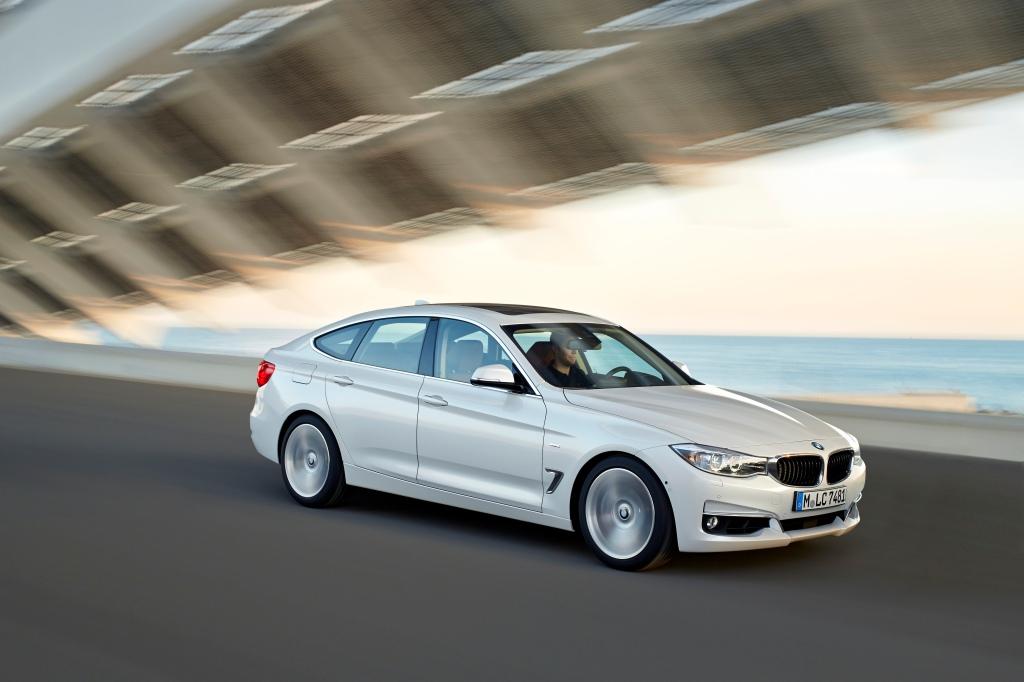 BMW 3 Serisi GT Ön