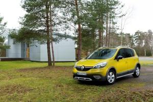 Renault Scenic XMOD Ön