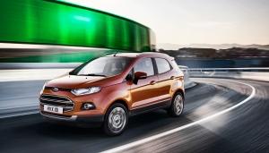 Ford EcoSport Ön