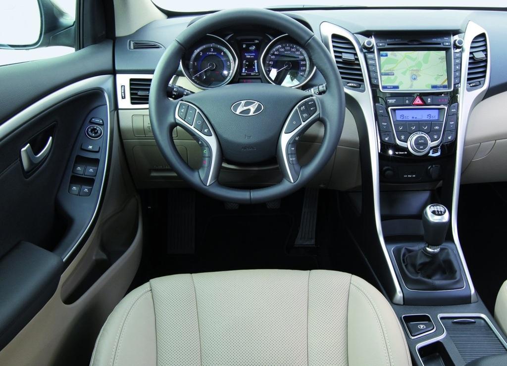 Hyundai i30 CW İç