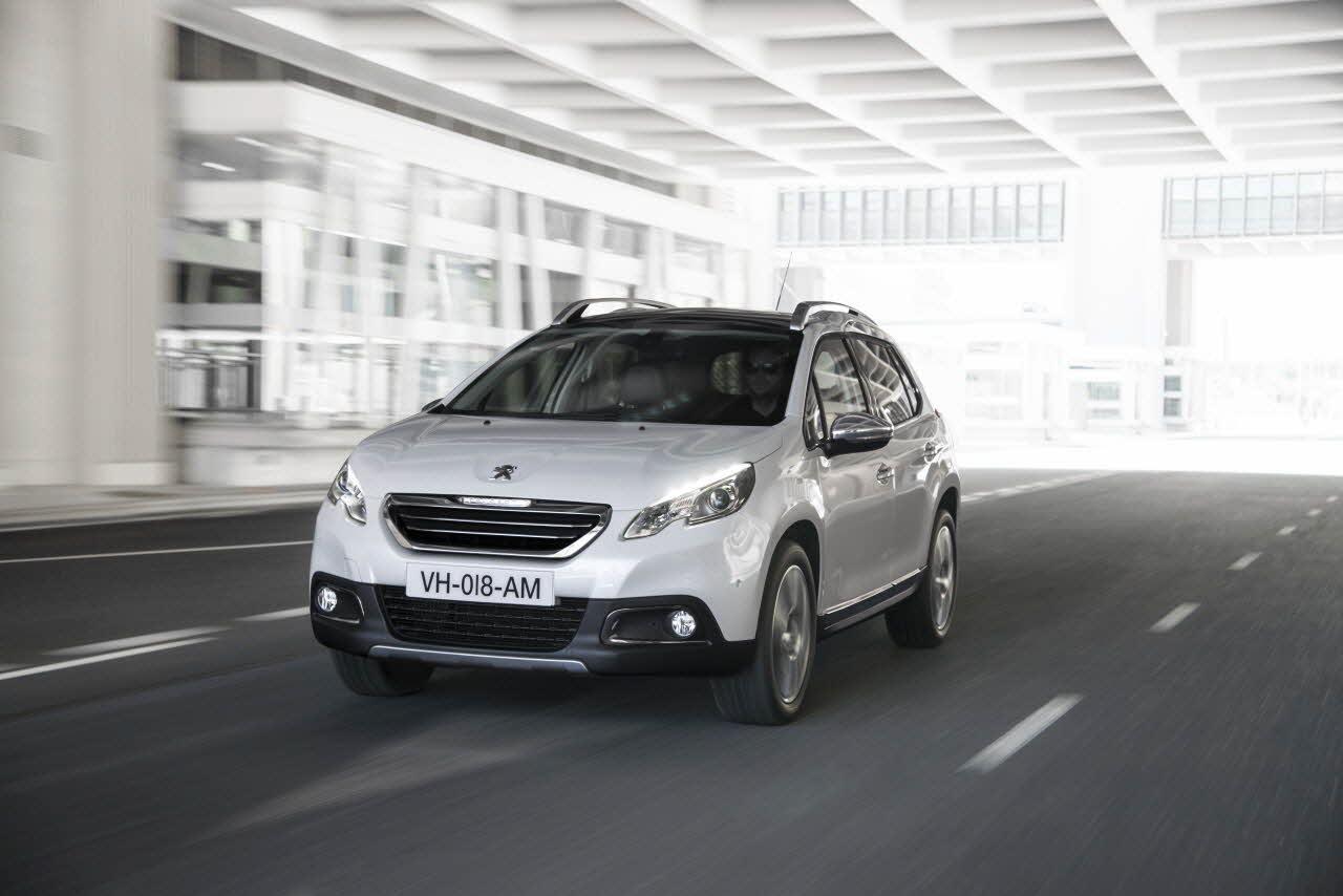 What Is A Crossover Suv >> Karşılaştırma: Peugeot 2008/ Renault Captur | Otomobil Günlüğü