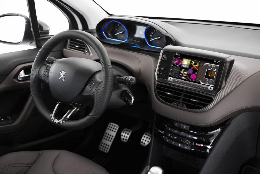 Peugeot 2008 İç