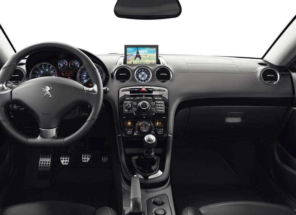 Peugeot RCZ İç