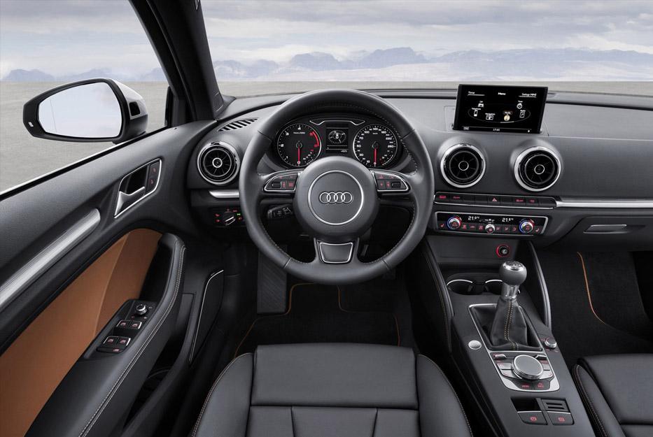 Audi A3 Sedan İç