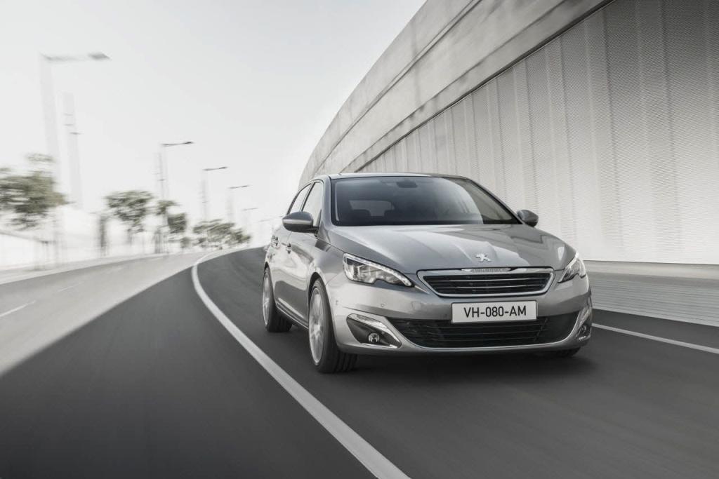 Peugeot 308 Ön 2