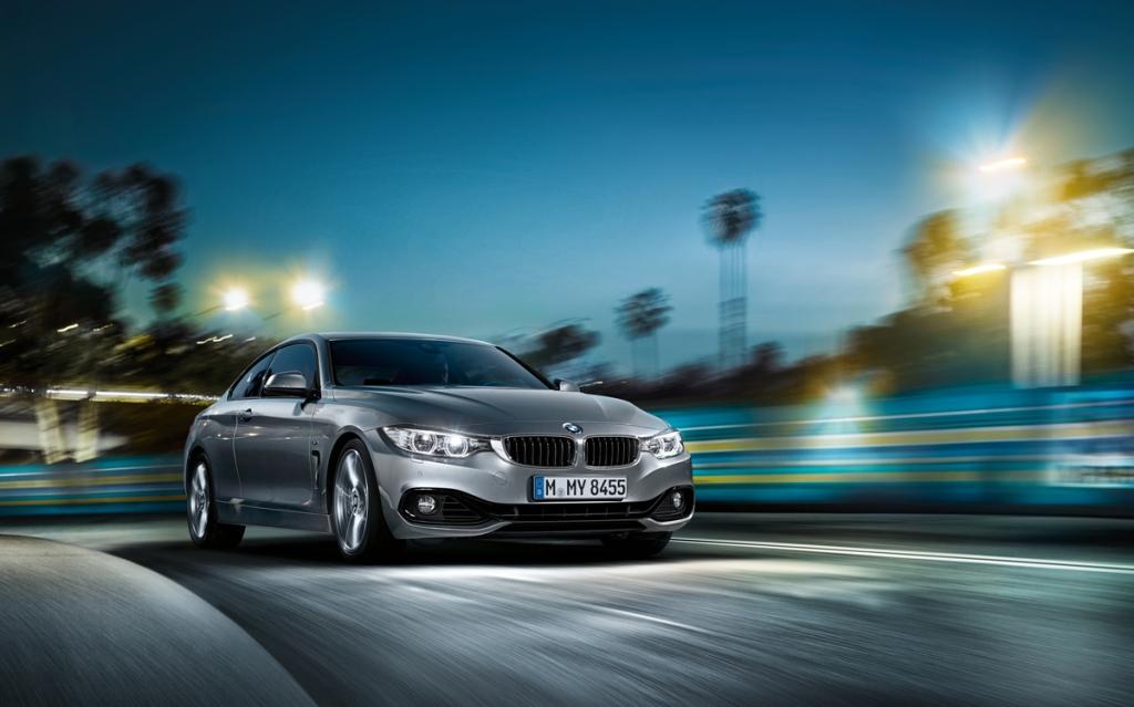 BMW 4-Serisi Coupe Ön