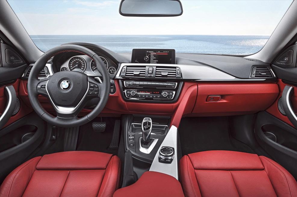 BMW 4-Serisi Coupe İç
