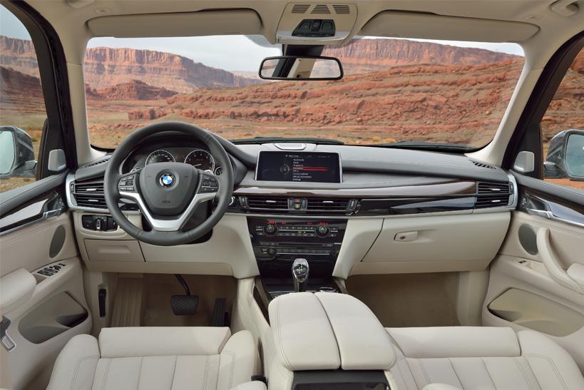 BMW X5 İç