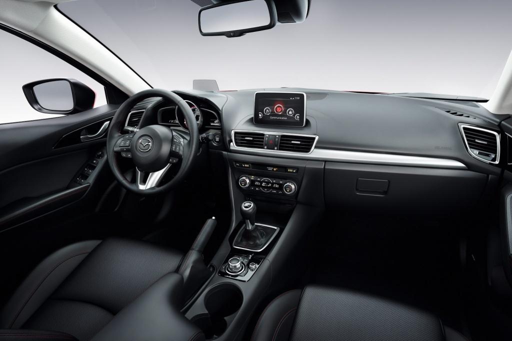Mazda 3 İç