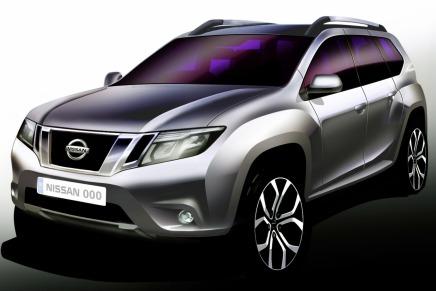 Haber: Nissan, Dacia Duster' ı Terrano OlarakTasarlıyor
