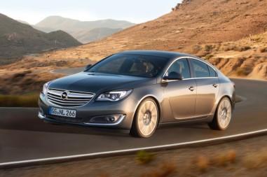 Opel Insignia Ön