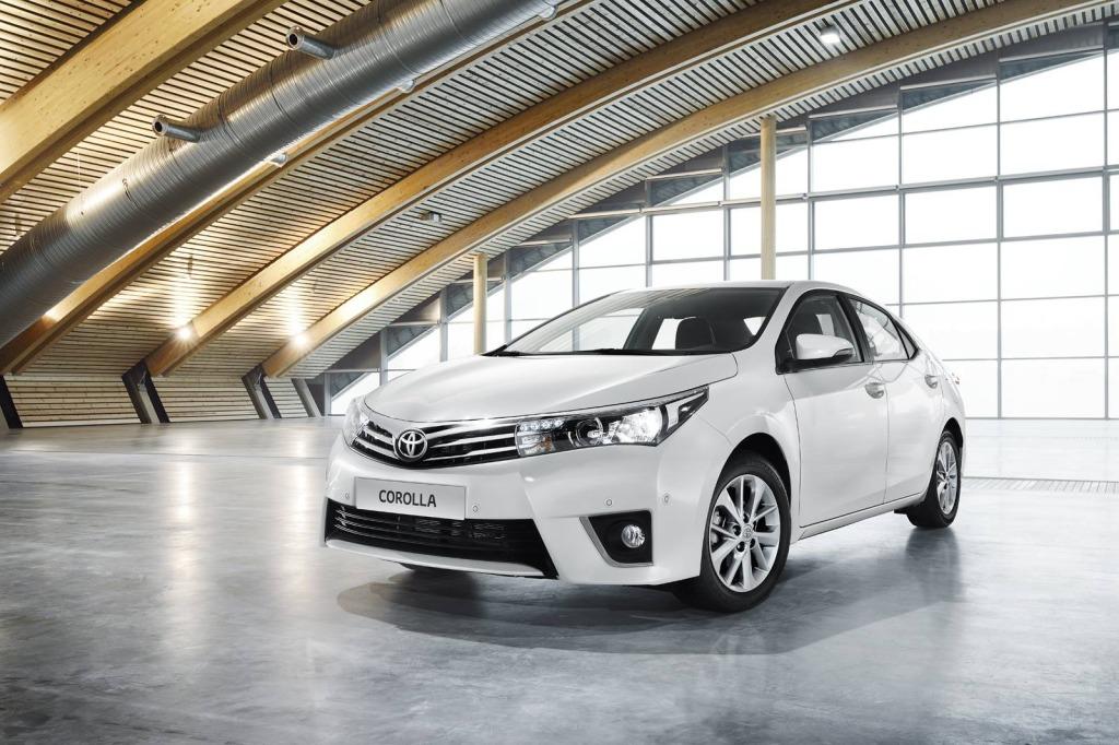 Toyota Corolla Ön