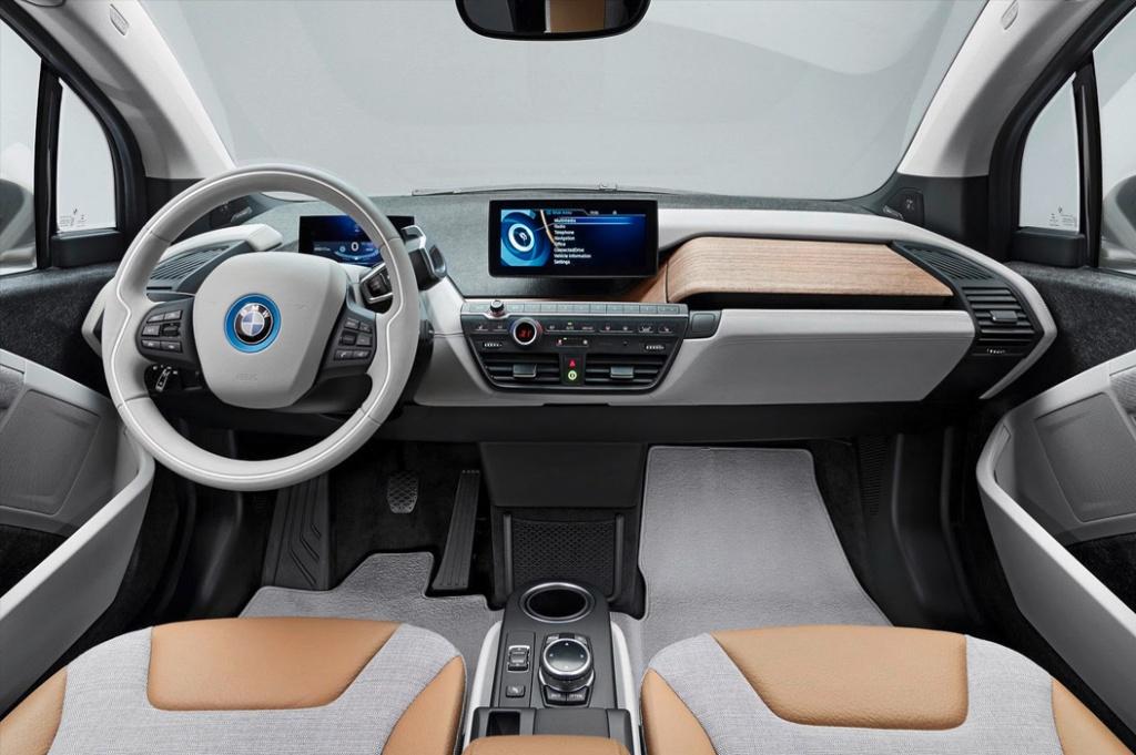 BMW i3 İç