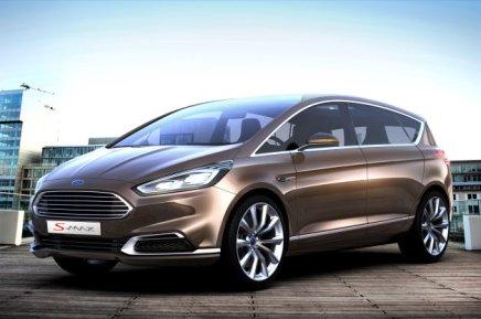 Haber: Ford S-Max KonseptiSürprizi