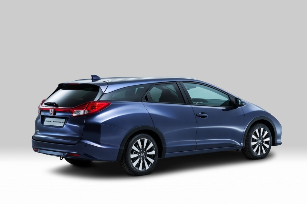 Honda Civic Tourer Arka