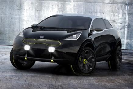 Haber: Kia' nın Nissan Juke Rakibi-Niro