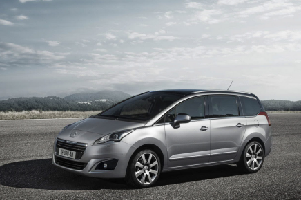 Haber: Peugeot 5008Makyajlandı