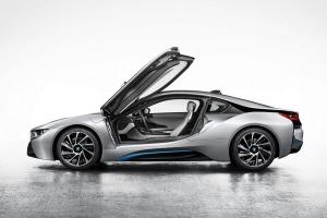 BMW i8 Yan