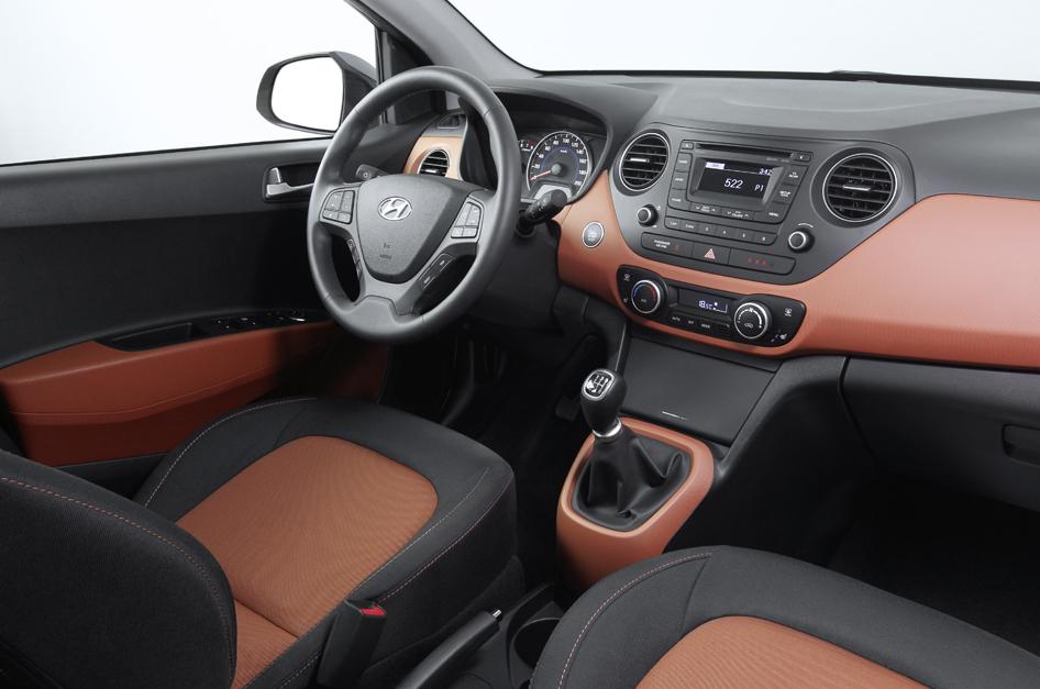 Hyundai i10 İç 2