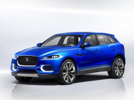 Haber: Jaguar' ın SUV Konsepti- C-X17 Sports CrossoverTanıtıldı