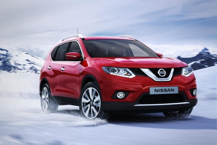 Nissan X-Trail Ön