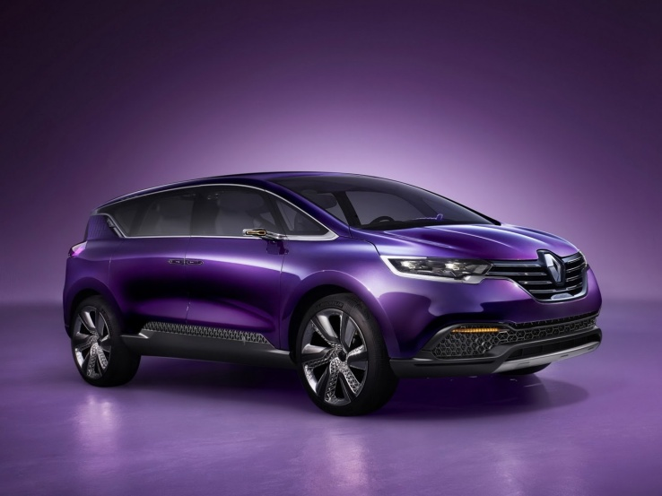 Renault Initiale Paris Konsepti Ön