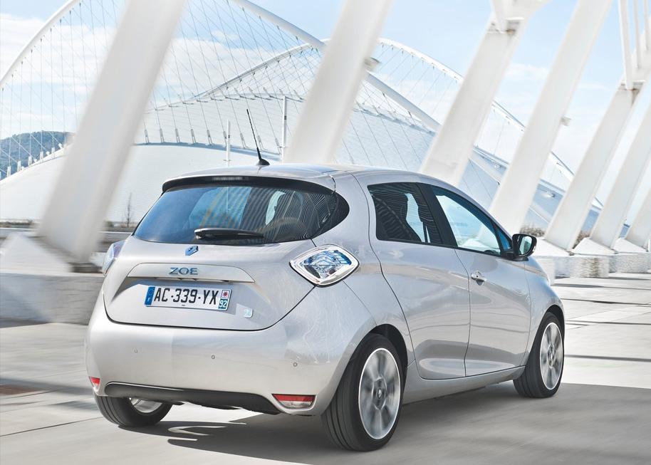 Renault Zoe Arka