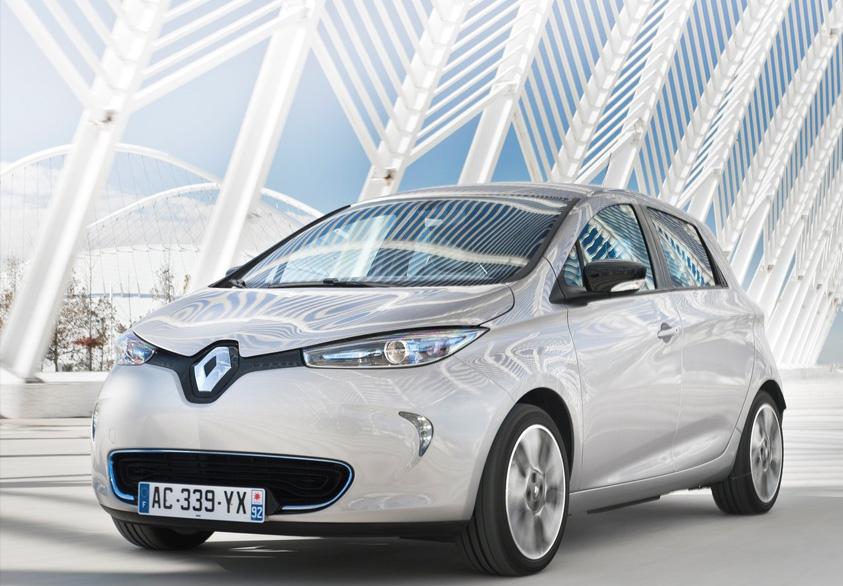 Renault Zoe Ön