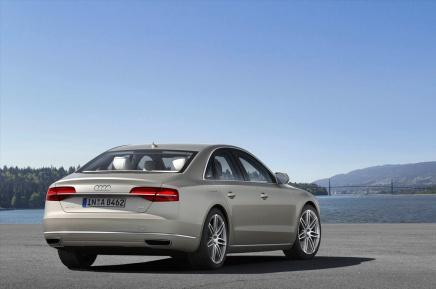 Haber: 2014 Makyajlı Audi A8Tanıtıldı