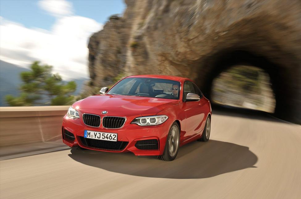 BMW 2-Serisi Coupe Ön