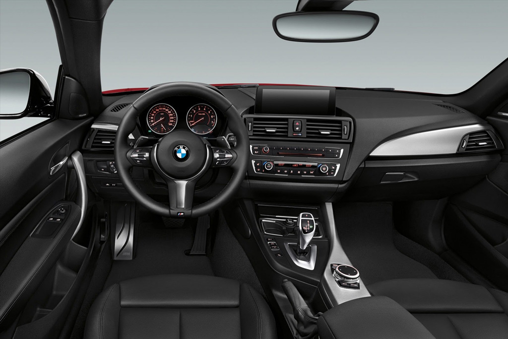 BMW 2-Serisi Coupe İç