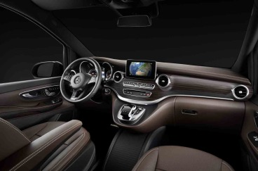 Mercedes-Benz V-Serisi İç Görüntü 1